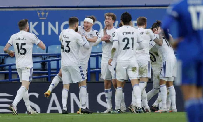 Leeds Come From Behind To Beat Leicester 3-1