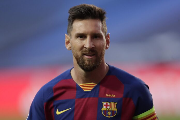 Messi's €555m Barcelona Contract 'Most Expensive Ever'
