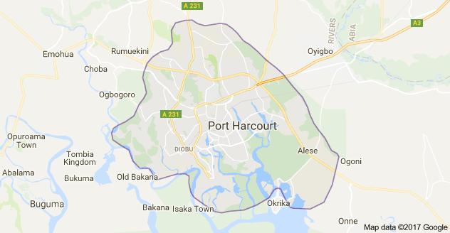Gas Explosion Rocks Port Harcourt