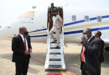 Omo-Agege Arrives Delta State To Commence APC Membership Registration (PHOTOS)