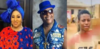 Actress Mide Martins Speaks On Neglecting Her Blood Brother