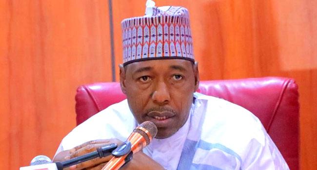 Borno Governor, Zulum Sacks Health Commissioner