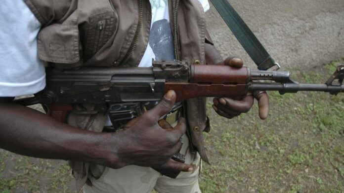 Gunmen Abduct Ekiti APC Chieftain
