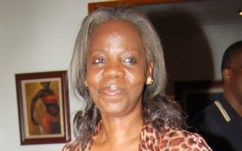 Buhari Facilitates With Nigeria's First Female Newspaper Editor, Doyin Abiola @ 75
