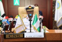Chief of Naval Staff, Unveils Vision and Mission