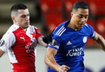 Europa League How Slavia Prague Frustrated Leicester City
