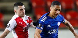 Europa League How Slavia Prague Frustrated Leicester City