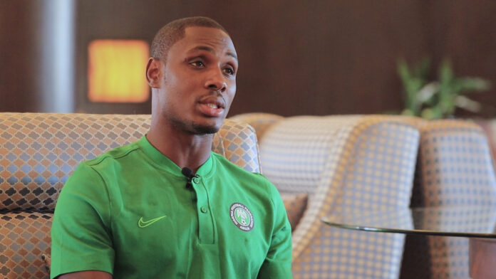 Ighalo My Frustrations At Manchester United