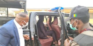 Just In! Okorocha Arrested For Unsealing Seized Hotel In Imo (Photos)