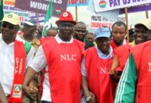Labour Orders Strike over Minimum Wage, Tasks Govt on Security