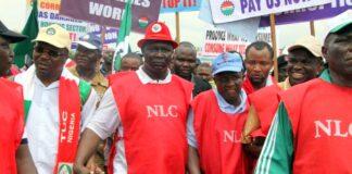 Labour Orders Strike over Minimum Wage, Tasks Govt on Security