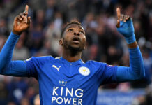 Leicester Vs Brighton Iheanacho Named Man Of The Match