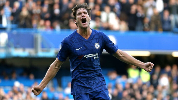 Marcos Alonso Says Tuchel Has Made Chelsea 'More Organised'