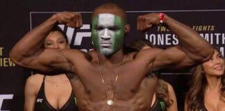 Nigeria's Kamarudeen To Defend UFC Welterweight Title