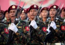 UN, US Condemn Military Coup In Burma