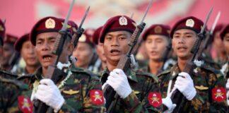 UN, US Condemn Military Coup In Burma