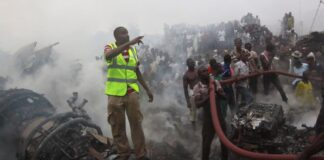 Breaking! Many Fear Dead As Military Aircraft Crashes In Abuja