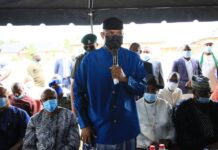 More Light In Delta As Omo-Agege Revs Up Grassroots Devt. Interventions