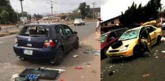 Again, Ondo NURTW Members Clash, Vandalise Vehicles