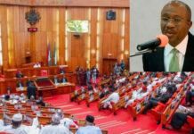Alleged Missing N34.3bn Senate Gives CBN Governor 72-hr Ultimatum To Honour Invitation