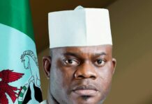 Alleged Misuse Of N4.5bn SERAP Asks Buhari To Probe Yahaya Bello