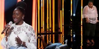 American Idol Candidate, Funke Lagoke Who Fell On Stage Speaks