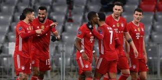 Bayern Munich Complete Job Against Lazio