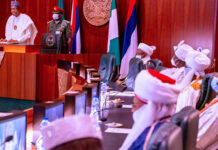 Buhari Meets Traditional Rulers, Vows To Be Harder on Criminals
