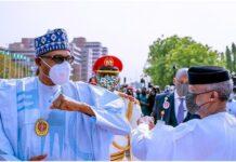 Buhari Why I'm Proud Of Osinbajo At 64