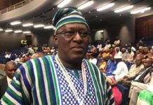 ECOWAS Speaker Says More Women In Parliament, Government 'll Bring Peace, Development