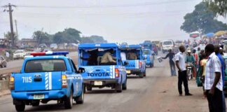 Easter Celebration FRSC Deploys 3,500 officers To Control Lagos Traffic