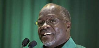 Former Tanzanian President Magufuli To Be Buried on March 25