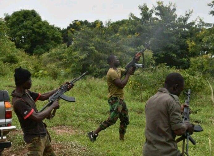 Breaking! Kaduna Pupils, Teachers Abducted In Fresh School Attack