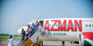 NCAA Suspends Azman Air's Operations With Immediate Effect