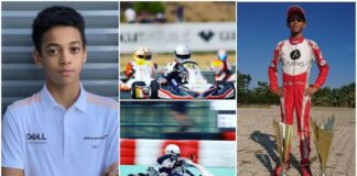 Nigerian Teenager, Ugochukwu, Signs Deal With Formula 1 Team