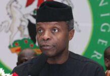 Osinbajo Rallies Nigeria's Elites on National Cohesion