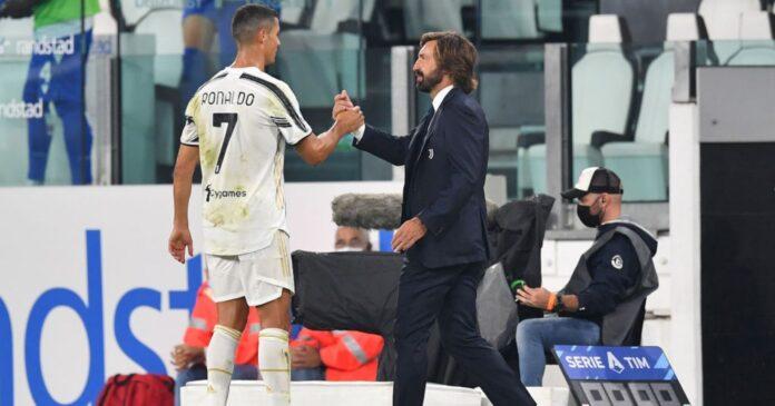 Pirlo, Ronaldo Certain To Stay At Juventus - Club Chief