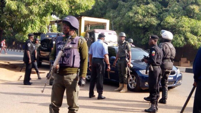 Police Arrest Abductor of Oyo APC Chieftain's Wife
