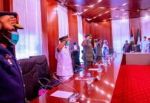 President Buhari Summons Security Meeting