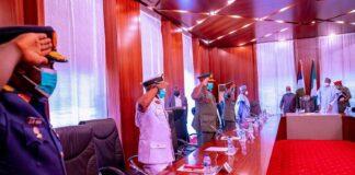 President Buhari Summons Security Meeting