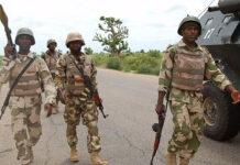 Troops Kill 41 Terrorists, Rescue 60 Captives In Borno