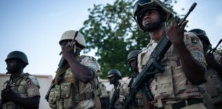 Two Cameroonian Soldiers killed In Nigeria