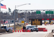 U.S.-Mexico Land Border Restrictions Extended Through April