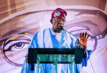 Video: Again, Tinubu Goofs, Calls Dolapo Osinbajo Buhari's Wife