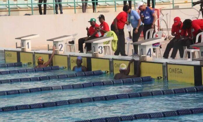 20th NSF Delta, Bayelsa, Edo Break Swimming Records