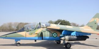 Boko Haram Did Not Down NAF Alpha Jet — Spokesman