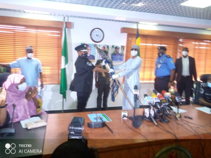 Breaking! Adamu Hands over To AG IGP Baba