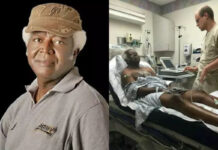 Breaking! Veteran Actor Bruno Iwuoha Dies