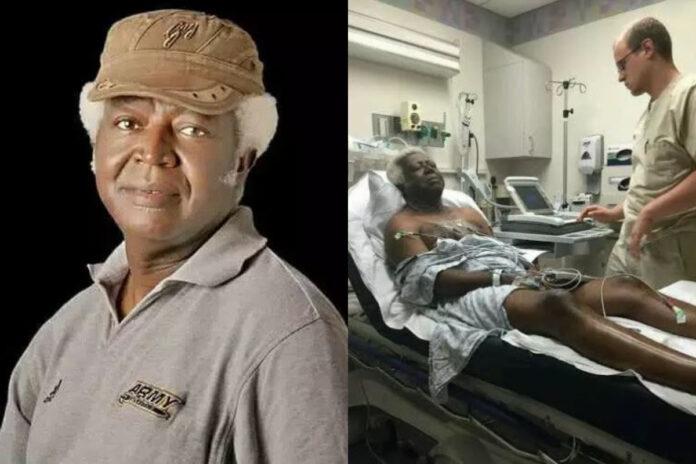 Breaking! Veteran Actor Bruno Iwuoha Dies