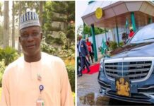 Buhari's Official Driver, Sa'idu Afaka Dies; President Mourns